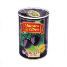 "Маслины ""Maestro de oliva"" 420 г с/к"